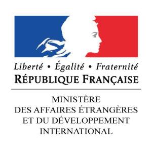 Ministère des affaires etrangères et du developpement international